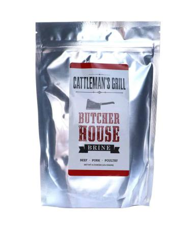 B022 - Cattleman's Grill 'Butcher House' Brine - 454g (16 oz)01