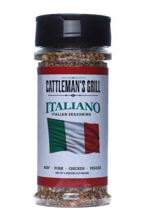 R726 - Cattleman's Grill 'Italiano' Seasoning - 170g (6 oz)01-1