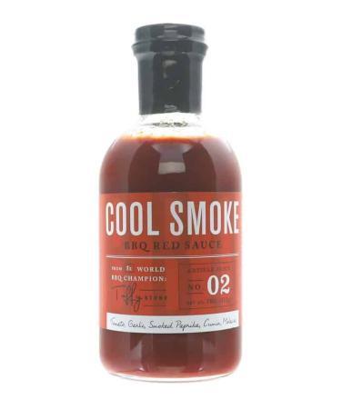 S288 - Cool Smoke BBQ Red Sauce - 510g (18 oz)01
